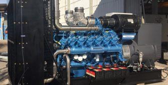 Cipriani Energy introduce i motori Baudouin