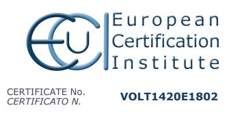 certificazione ISO Voltika Cipriani
